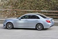 Dicen que este es el nuevo Mercedes Clase C