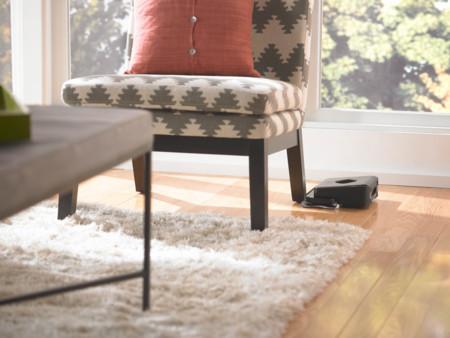 Irobot Braava Livingroom