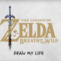 Nintendo explica la cronología oficial de la saga Zelda al estilo Draw My Life