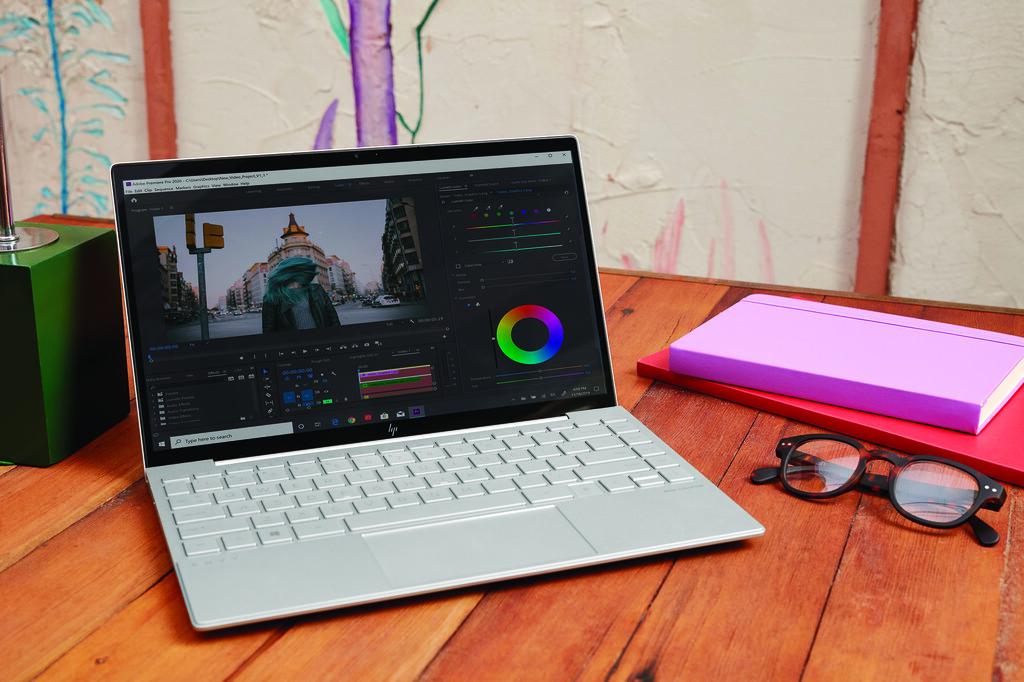 HP ENVY 13 y ENVY x360 13: esta familia de portátiles apuesta por la plataforma Intel Evo para rendir más y competir en autonomía