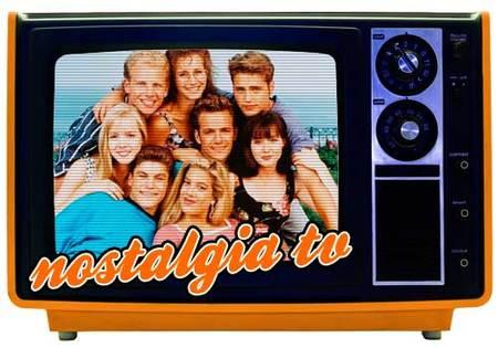 'Sensación de vivir', Nostalgia TV