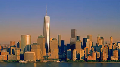 One World Trade Center, un timelapse desde el cielo de Nueva York