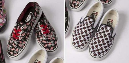 Zapatillas Vans de Hello Kitty