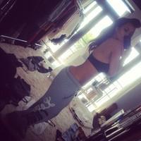 ¿Que Kim Kardashian ha cogido peso? Toma foto y dime dónde se supone que lo ha metido...