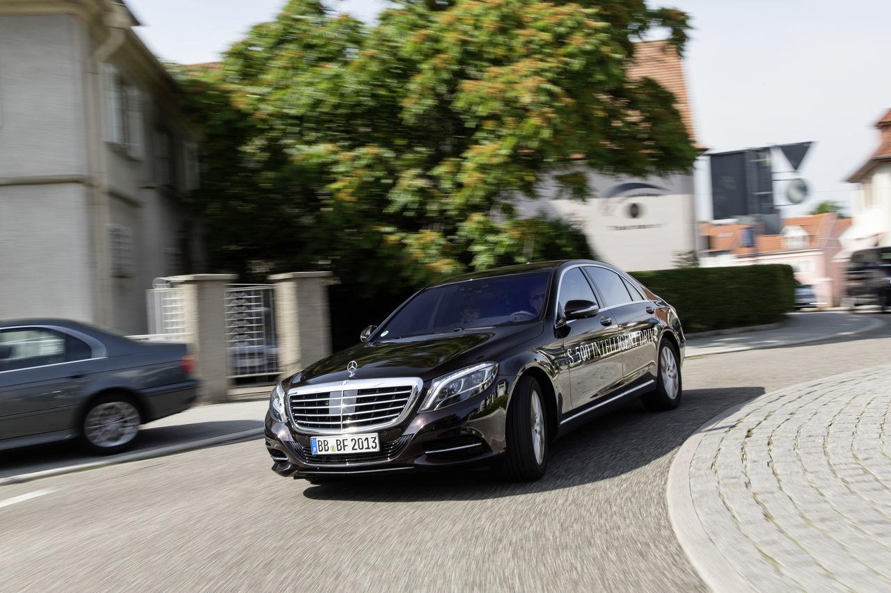 Foto de Mercedes Clase S 500 Intelligent Drive (1/6)