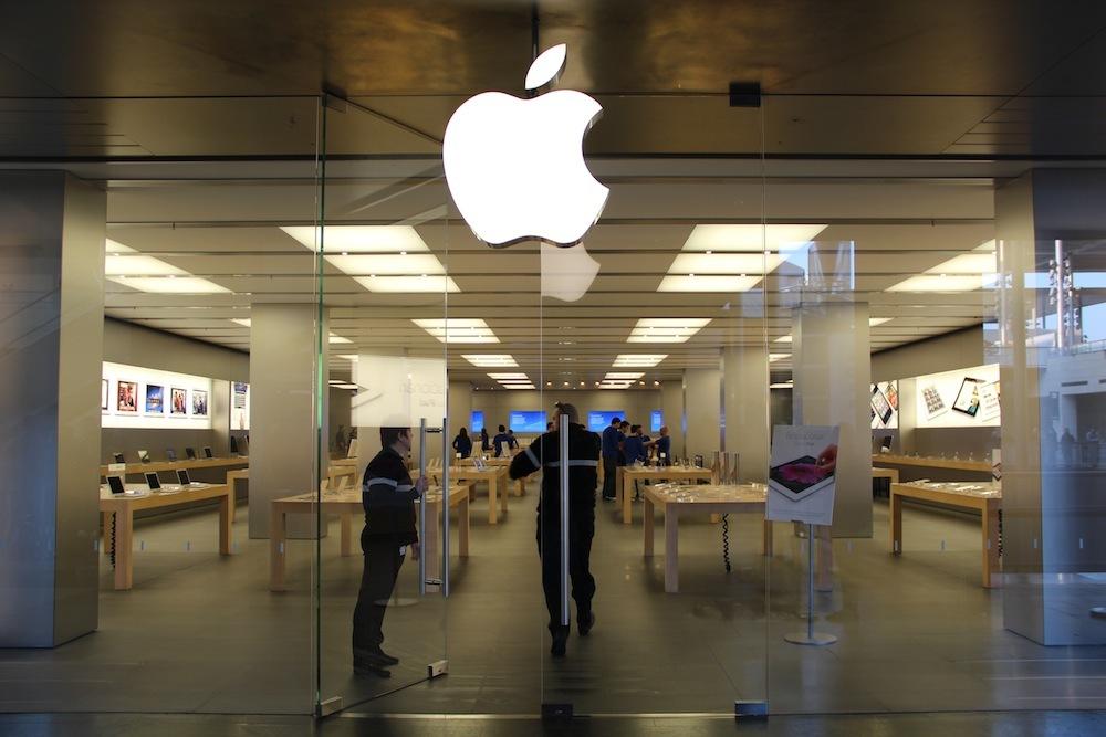 Foto de Lanzamiento del iPad de tercera generación en Barcelona (4/10)