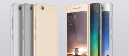 Xiaomi Redmi 3 16GB libre por 99 euros
