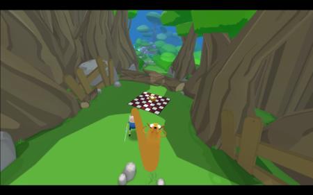 Conoce el primer juego de realidad virtual de 'Hora de Aventura'