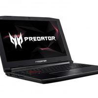 Acer Predator Helios 300 PH315-51-76VB, el equipo gaming potente que buscabas, en PcComponentes te sale por 1.149 euros ahora