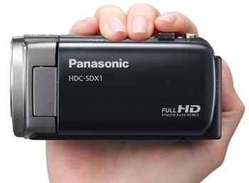 Panasonic SDX1 compacta