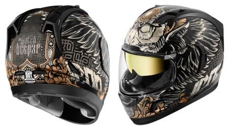 Estética agresiva y un diseño muy americano en el nuevo Icon Alliance GT