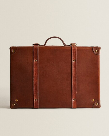 maletin de cuero