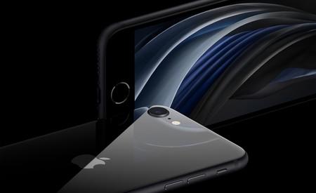iPhone se en negro