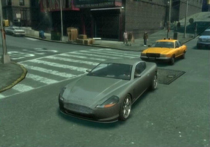 El Super GT de GTA IV