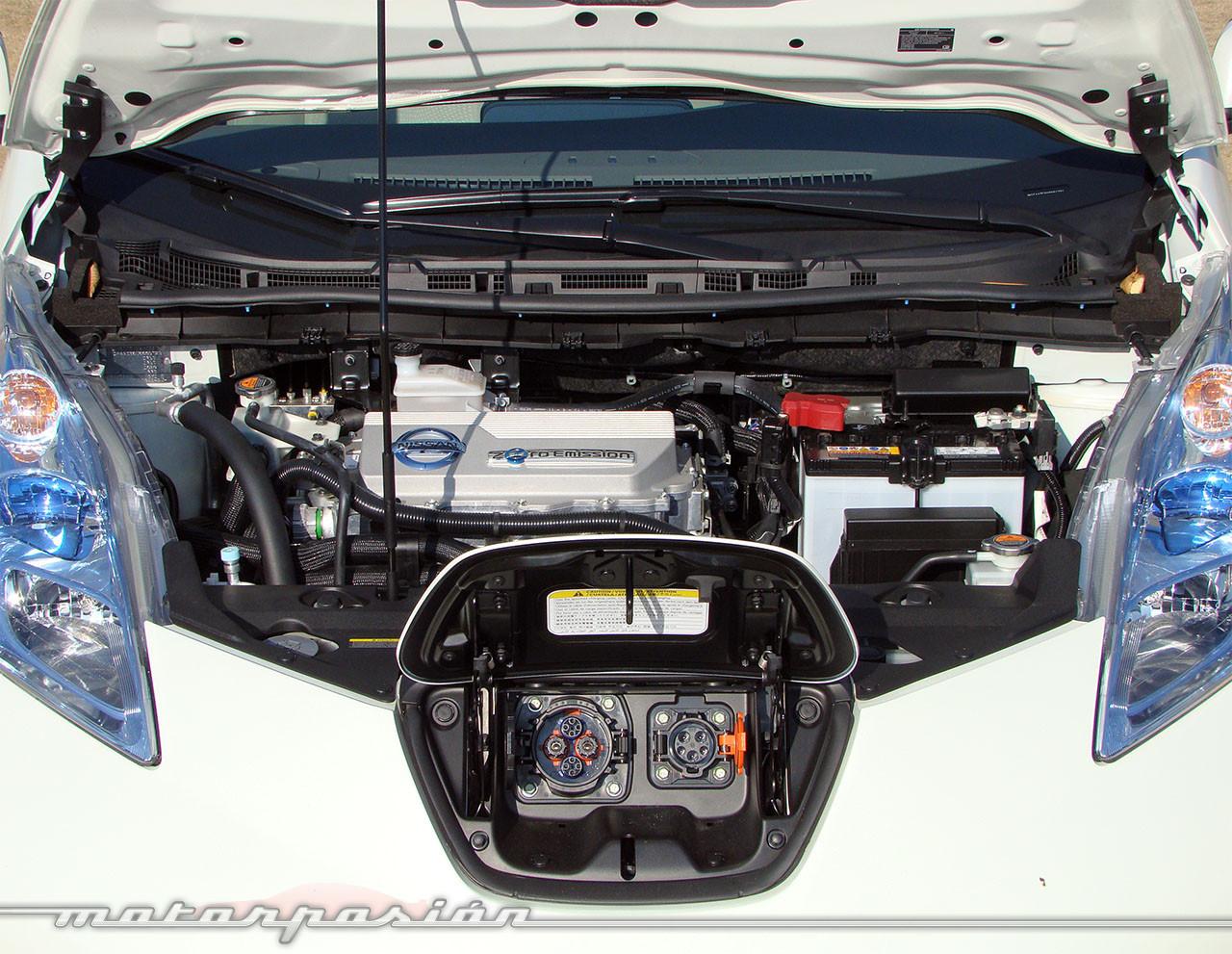 Foto de Nissan Leaf, prueba (8/27)