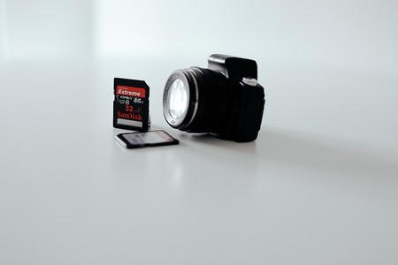 1097dfa9e7c Todo lo que necesitas saber sobre tarjetas de memoria para cámaras  fotográficas