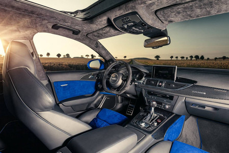 Audi Rs6 Avant Nogaro Edition 2018 15