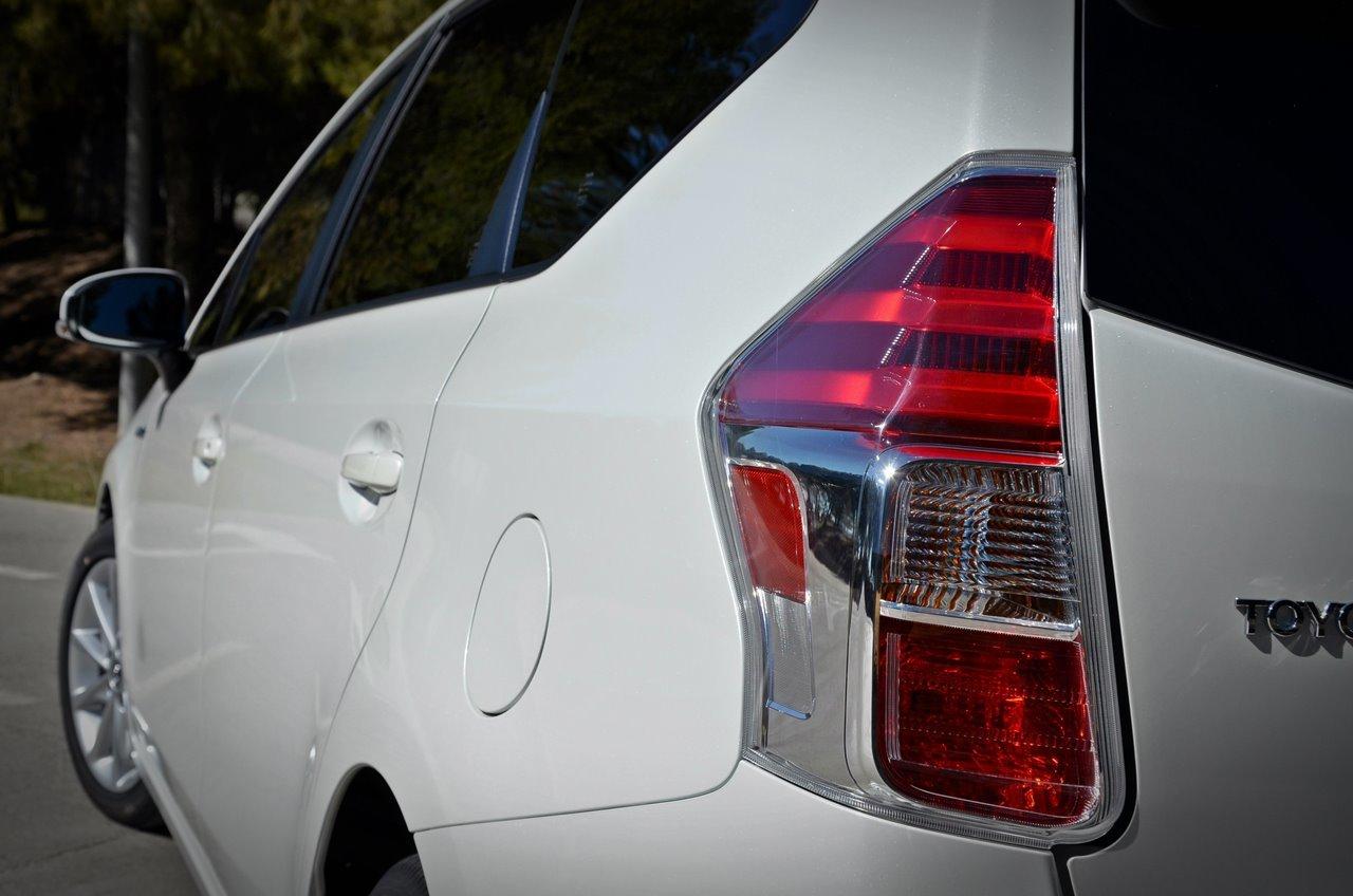Foto de Toyota Prius+ (46/70)