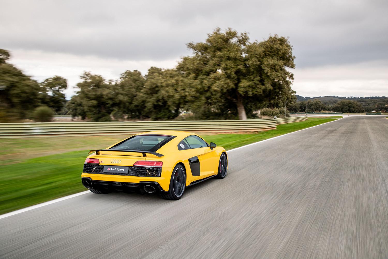 Foto de Audi R8 2019, toma de contacto (21/188)