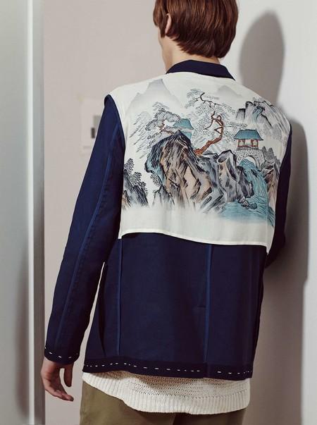 Arte en clave oversize: La colección Studio de Zara Man mira a oriente como inspiración