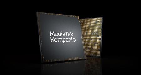 MediaTek quiere potenciar las tablets Android con su nuevo procesador Kompanio 1300T