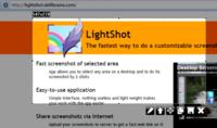 Lightshot, otra forma de hacer capturas de pantalla, editarlas y subirlas