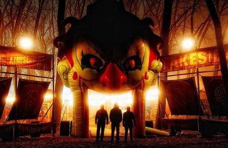 """'Silent Hill: Revelation 3D'. Más imágenes del rodaje de la película con sorpresa incluida en forma de """"pirámide"""""""