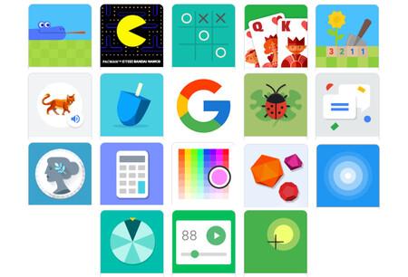 17 juegos y herramientas que Google ha escondido en el buscador de tu móvil
