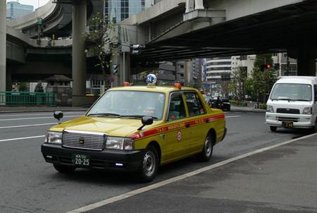 taxi tokyo