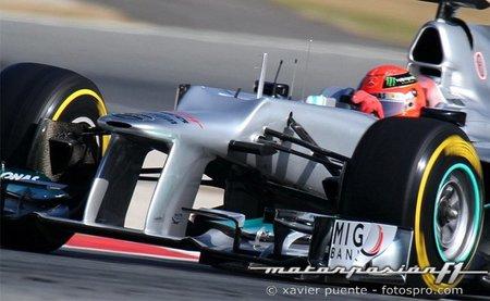 La FIA se sitúa en contra de los frontales actuales de la Fórmula 1 para 2013
