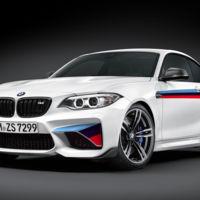"""BMW M2 M Performance Parts, por si el M2 """"normal"""" se te hacía poco"""