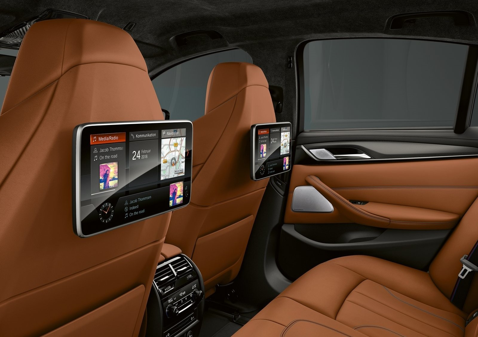Foto de BMW M5 Competition (9/11)