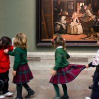 Ir con los niños de museos: un plan muy divertido para todos