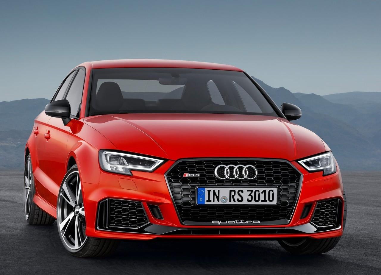 Foto de Audi RS3 Sedán (7/16)