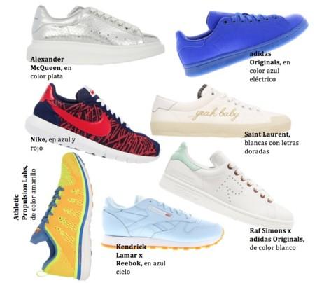 Zapatillas 2016