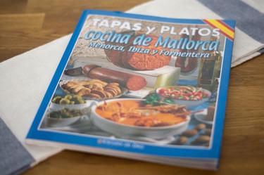Cocina de Mallorca, Menorca, Ibiza y Formentera. Libro de recetas