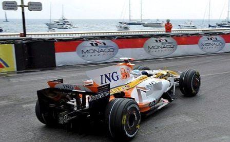 Fernando Alonso, séptimo y gracias