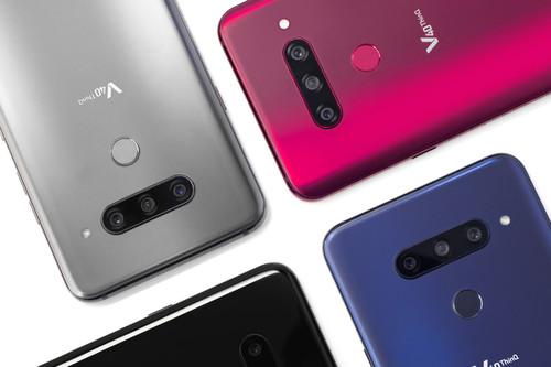 LG V40 ThinQ: así pinta el apartado fotográfico de un smartphone que eleva la apuesta a nada menos que cinco cámaras