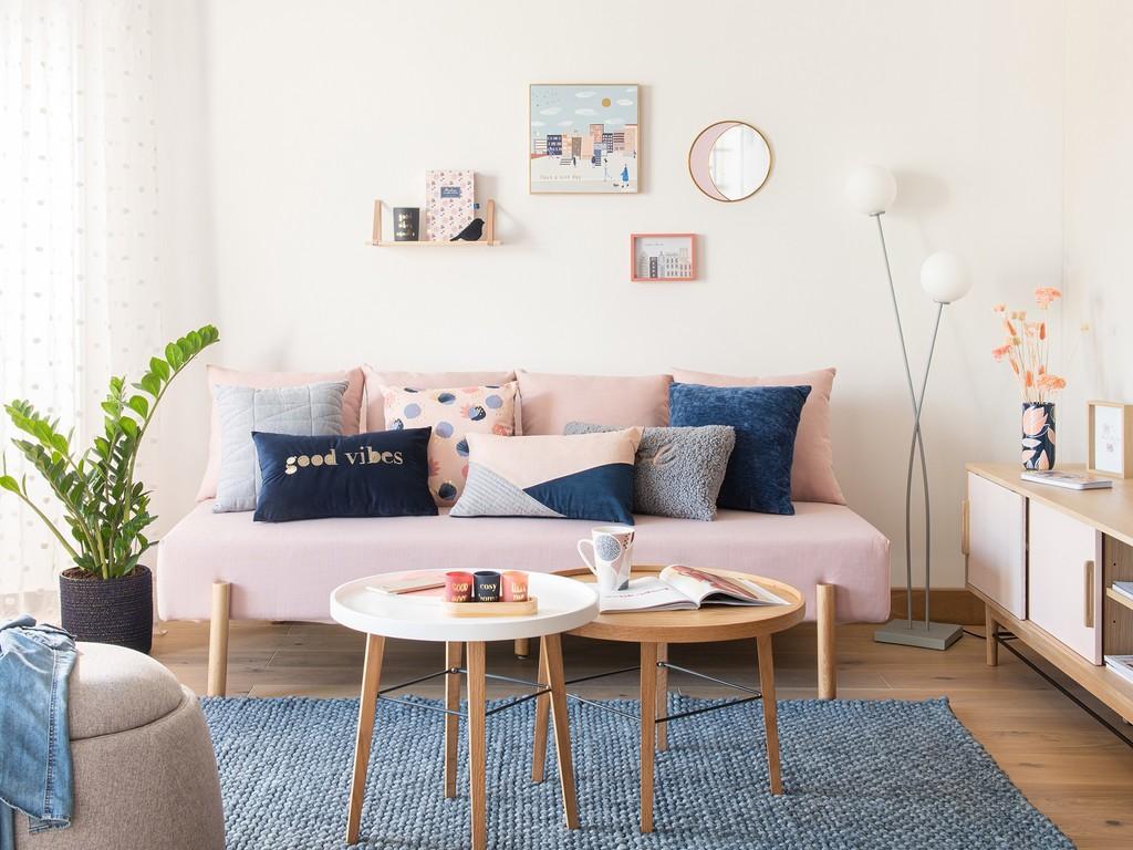 Urban Mood, la nueva (y colorida) colección de Maisons du Monde ideal para pisos pequeños