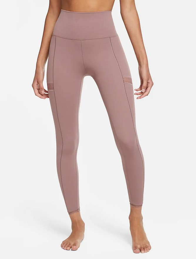 Mallas de 7/8 - Mujer Nike Yoga