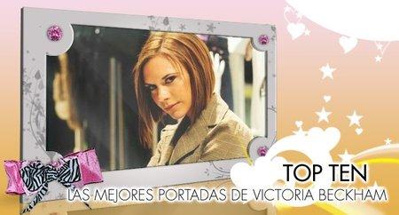 Top Ten: Las mejores portadas de revistas de Victoria Beckham
