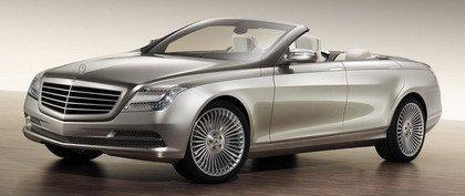 Prototipo del Clase S convertible: Mercedes Ocean Drive Concept