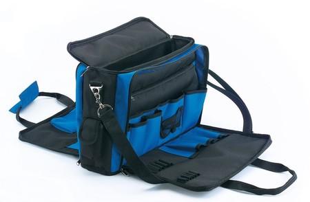 Si necesitas una bolsa de herramientas Amazon ha rebajado esta Draper modelo 89209 a 38,62 euros
