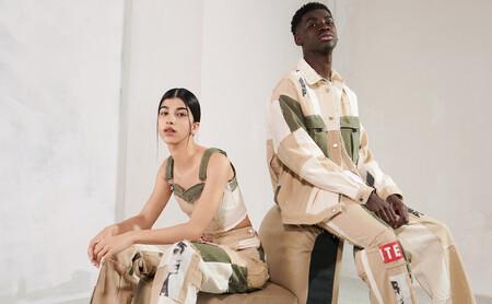 Bershka presenta la tercera colección HaCK  Denim en edición limitada donde prendas de ediciones anteriores forman nuevos diseños