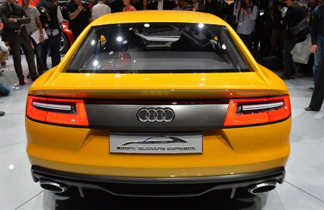 Foto de Audi Quattro Sport e-tron Concept (5/10)
