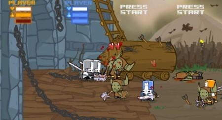 GDC 2007: Castle Crashers para el año que viene