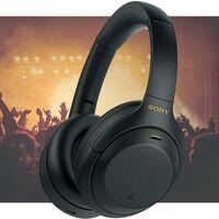 Ahórrate 60 euros en los mejores auriculares de diadema con cancelación de ruido: Sony WH-1000XM4 por 319 euros en El Corte Inglés