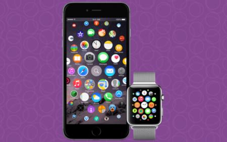 La interfaz del Apple Watch como el futuro de iOS, este concepto apunta a ello