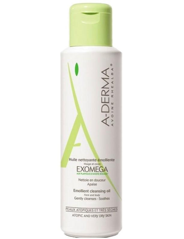 productos ducha cuidar piel exomega a-derma