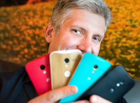 Ex-CEO de Motorola vuelve a Google para encargarse de la nueva división de hardware